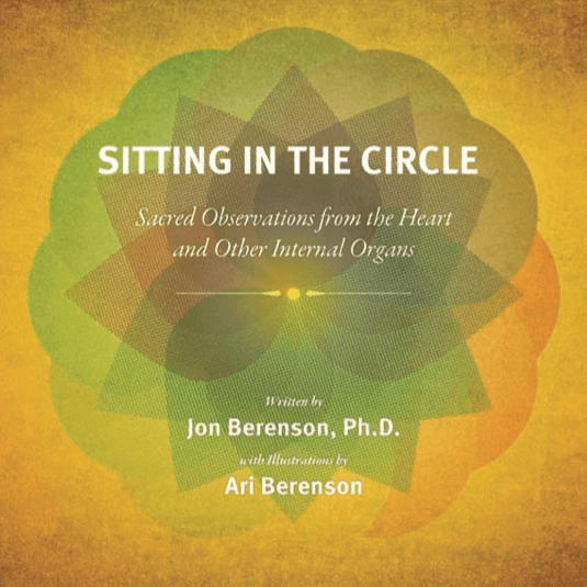 Sitting in the Circle Cover